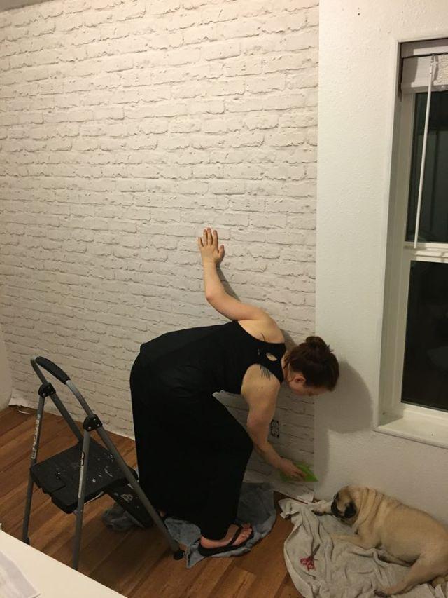 Adrienne Wallpaper